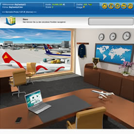 Airline Company Screenshot 4