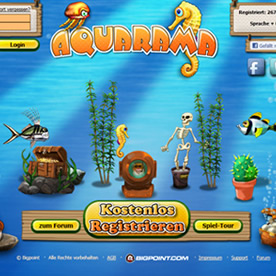 Aquarama Screenshot 1