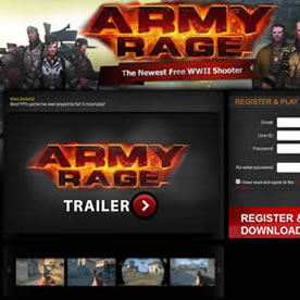 Army Rage Screenshot 1