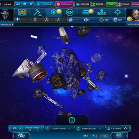 Astro Lords Screenshot 3