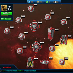 Battledawn Galaxies Screenshot 2
