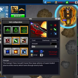 Battledawn Galaxies Screenshot 4