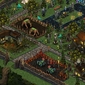 Battle of Beasts Screenshot 2