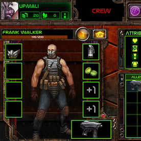 Bionic Battle Mutants Screenshot 3