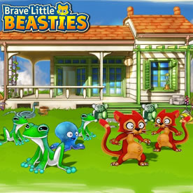 Brave Little Beasties Screenshot 1