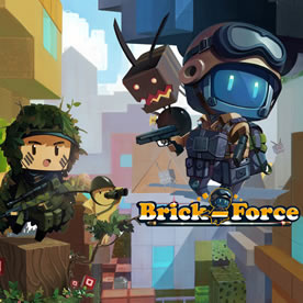 Brick-Force Screenshot 1