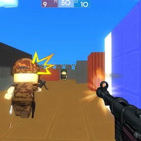 Brick-Force Screenshot 4