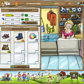 Campo Kickers Screenshot 2