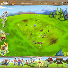 Campo Kickers Screenshot 3