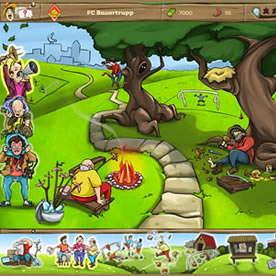 Campo Kickers Screenshot 4