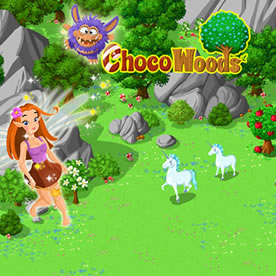 Choco Woods Screenshot 1