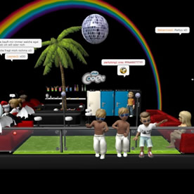 Club Cooee Screenshot 3