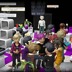 Club Cooee Screenshot 4