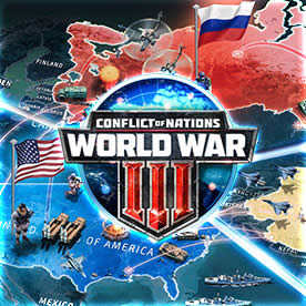 Conflict of Nations - Modern War Screenshot 1