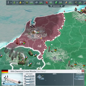 Conflict of Nations - Modern War Screenshot 2