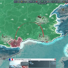 Conflict of Nations - Modern War Screenshot 3