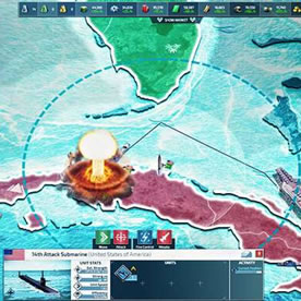 Conflict of Nations - Modern War Screenshot 4