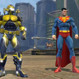 DC Universe Online Screenshot 4