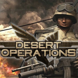 Desert Operations Screenshot 1