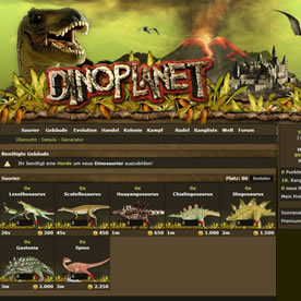 Dinoplanet Screenshot 3