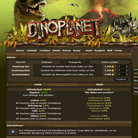 Dinoplanet Screenshot 4