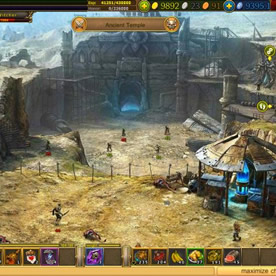 Dragon Eternity Screenshot 3