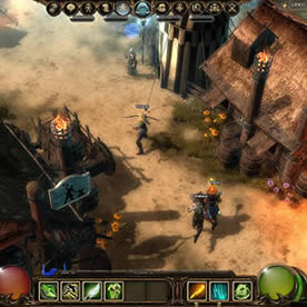 Drakensang Online Screenshot 4