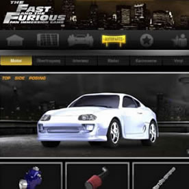 Fast & Furious Screenshot 3