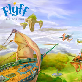 Flyff Screenshot 1