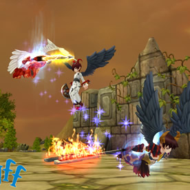 Flyff Screenshot 2