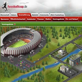 Fussballcup Screenshot 2