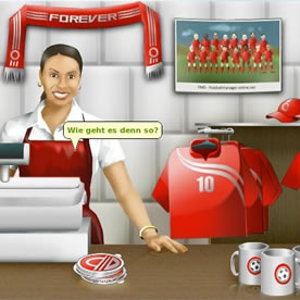 Fussball Manager Online Screenshot 4