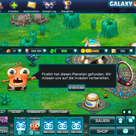 Galaxy Life Screenshot 3