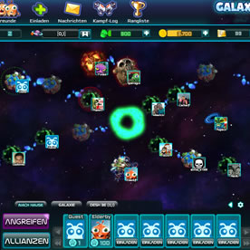 Galaxy Life Screenshot 4