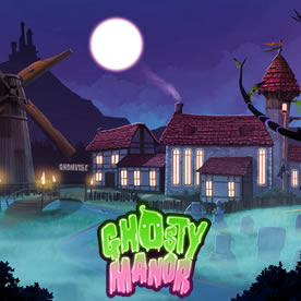 Ghosty Manor Screenshot 1