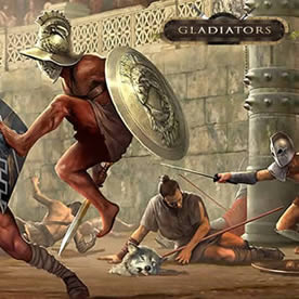 Gladiators Screenshot 1