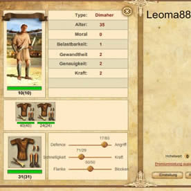 Gladiators Screenshot 4