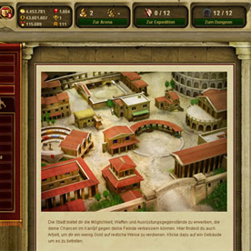 Gladiatus Screenshot 4