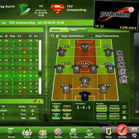 GoalUnited Screenshot 3