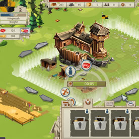 Goodgame Empire Screenshot 2