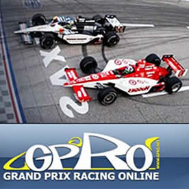 Grand Prix Racing Online Screenshot 1