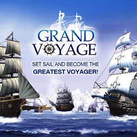 Grand Voyage Screenshot 1