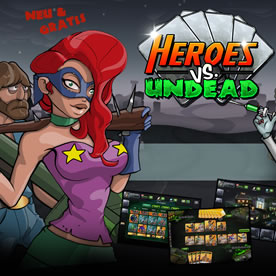 Heroes vs. Undead Screenshot 1