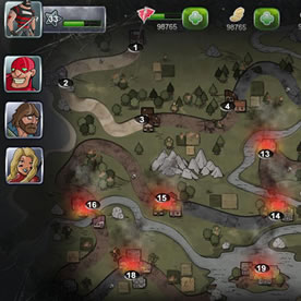 Heroes vs. Undead Screenshot 2