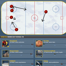 Hockey Manager Screenshot 3