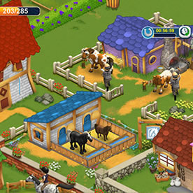 Horse Farm Screenshot 2