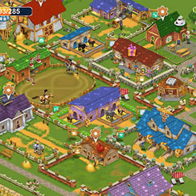 Horse Farm Screenshot 4
