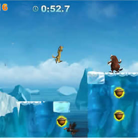 Ice Age Online Screenshot 2