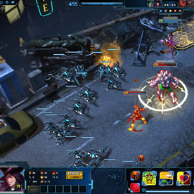 Infinite Crisis Screenshot 2