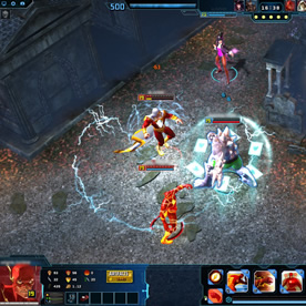 Infinite Crisis Screenshot 3